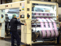 Professional printing press